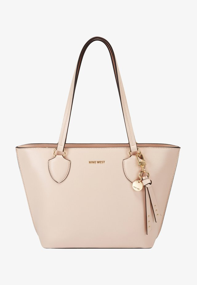 Shopping bag - pale rose
