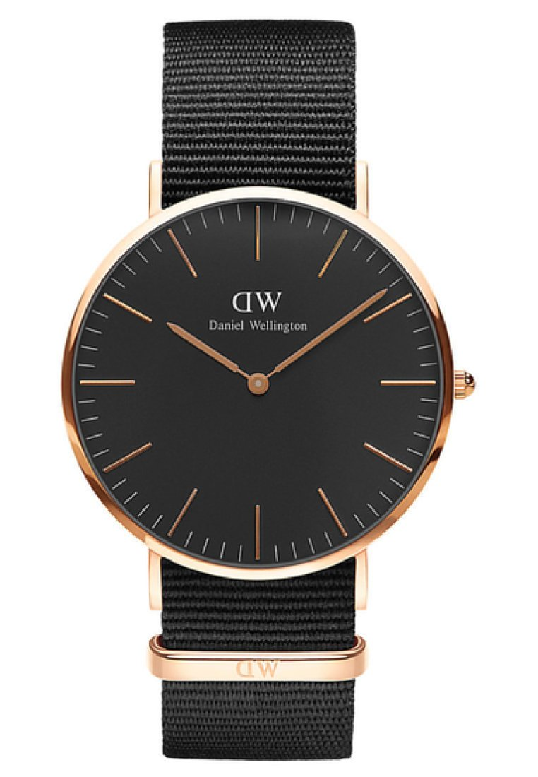 Daniel Wellington - CLASSIC CORNWALL 40MM - Reloj - gold