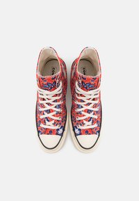 Converse - CHUCK 70 UNISEX - Sneakers hoog - habanero red/egret/rush blue - 3