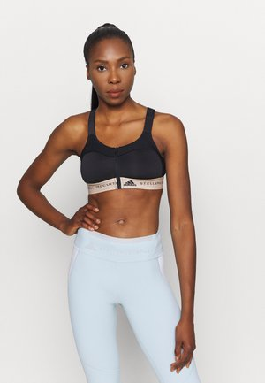 TRUEPUR MAS BRA - High support sports bra - black