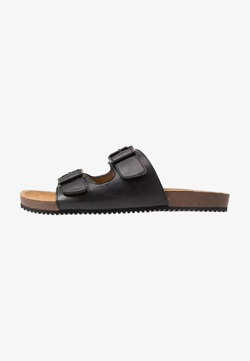 Burton Menswear London - FLOYD  - Domácí obuv - black