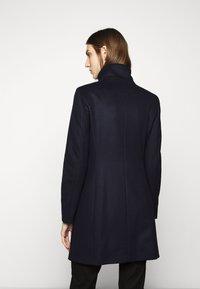 HUGO - MALURA - Classic coat - dark blue - 0