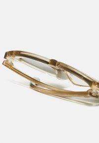 Le Specs - RESUMPTION LE SUSTAIN - Sunglasses - stone - 3