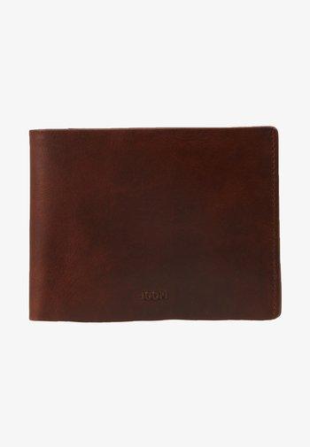 LORETO TYPHON BILLFOLD - Wallet - darkbrown