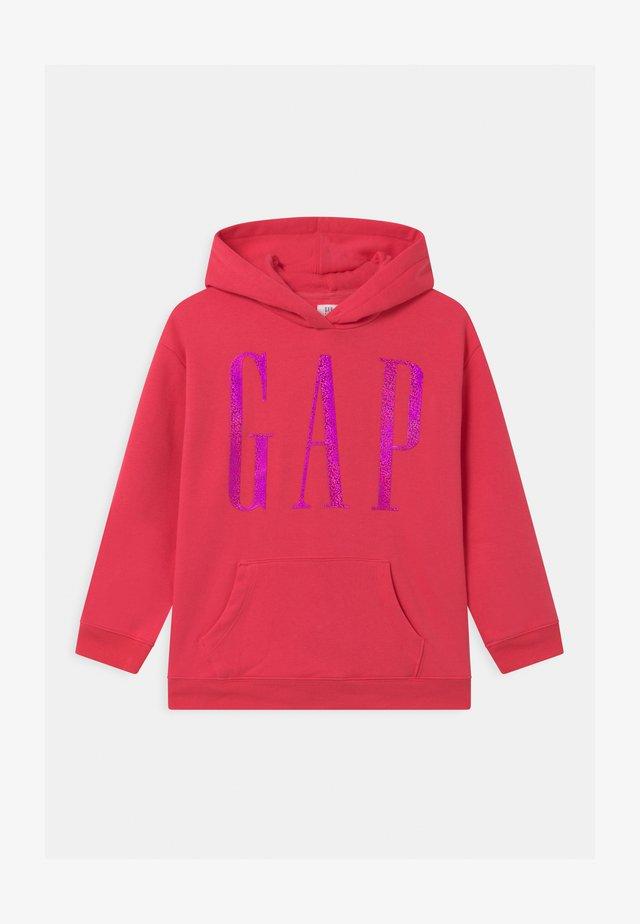 GIRLS LOGO - Sweatshirt - rosehip
