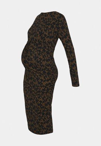 DRESS NEW - Jerseykjole - black