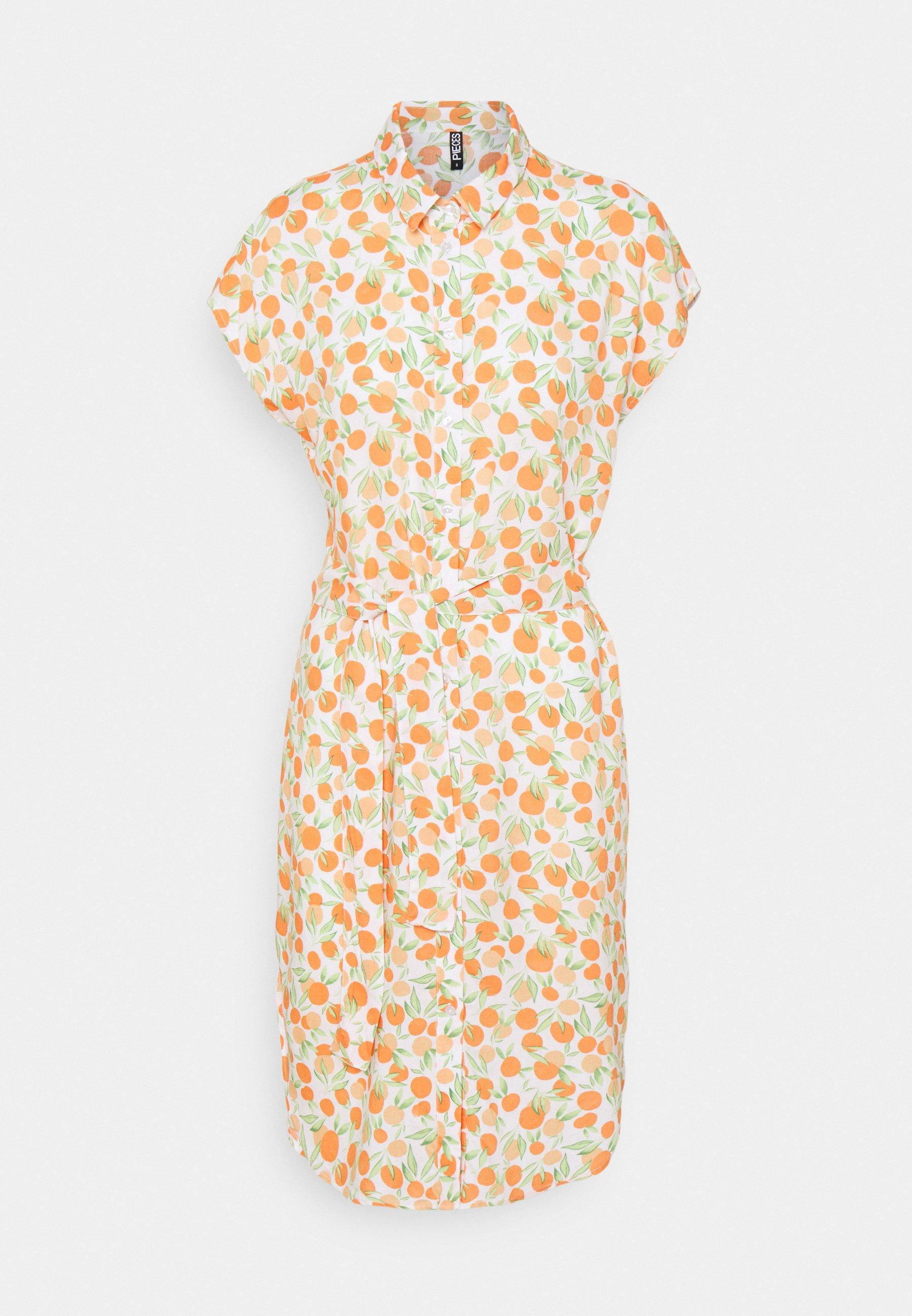 Femme PCNYA SHIRT DRESS - Robe chemise