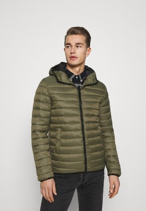 PUFFER  - Light jacket - dusty army