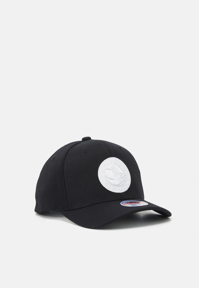 NBA BROOKLYN NETS DUOTONE REDLINE SNAPBACK - Article de supporter - black