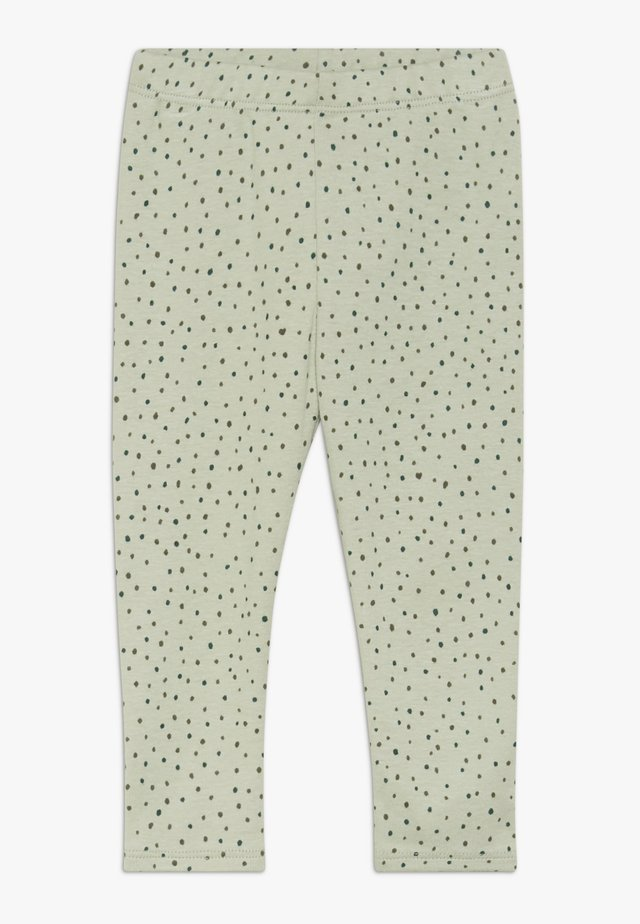 PAULA TRIO DOTTIES - Leggings - swamp