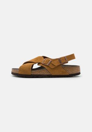 TULUM  - Sandals - mink
