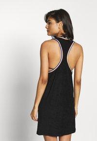 Calvin Klein Swimwear - PRIDE EDIT TANK DRESS - Complementos de playa - black - 2