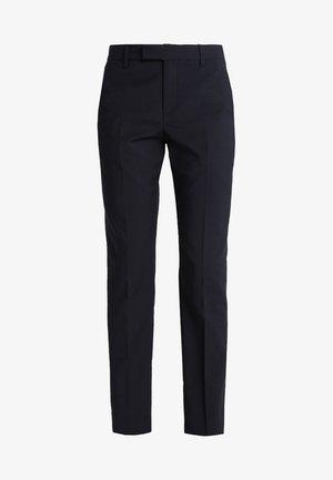 KINSA - Spodnie materiałowe - marine blue