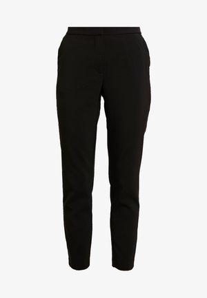 VMIZZA CIGARET PANTS - Pantalones - black