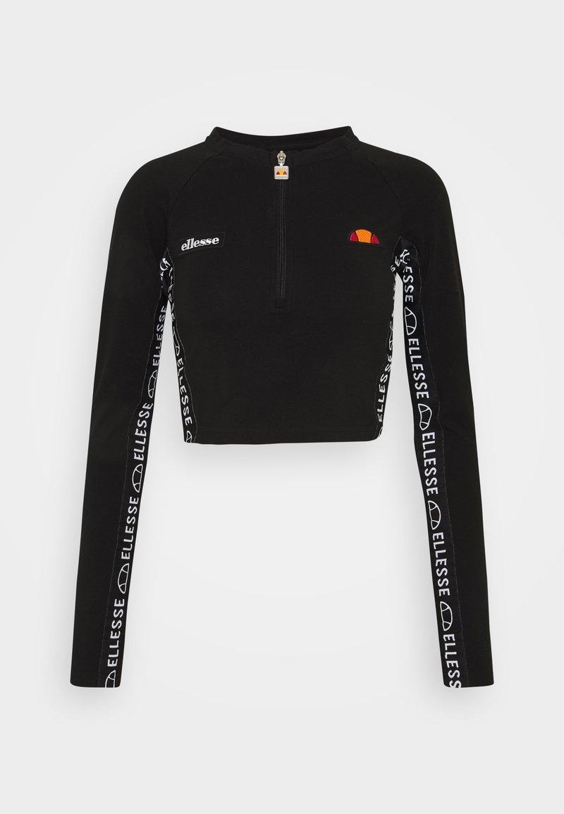 Ellesse - CASALINA - Camiseta de manga larga - black