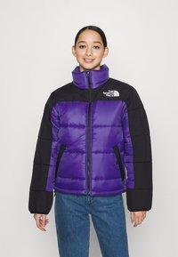 The North Face - W HMLYN INSULATED JACKET - Vinterjakke - peak purple - 0