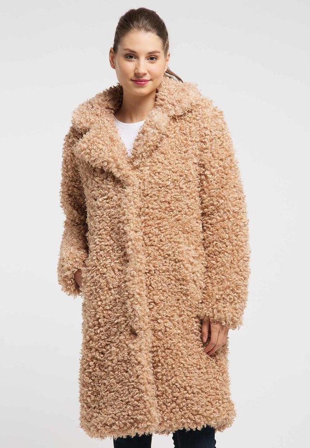 MANTEL - Winter coat - camel