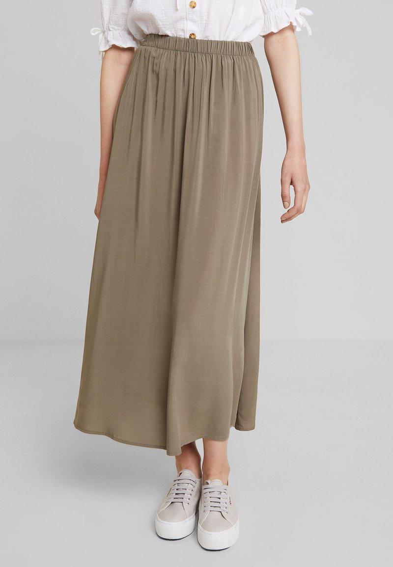 mbyM - NIA - Maxi skirt - green bay