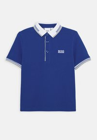BOSS Kidswear - SHORT SLEEVE - Polo shirt - electric blue - 0