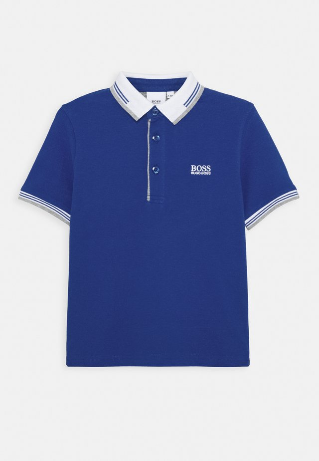 SHORT SLEEVE - Polotričko - electric blue