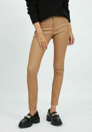 VICOMMIT - Jeans Skinny Fit - tigers eye