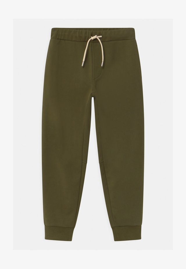 UNISEX - Tracksuit bottoms - military green