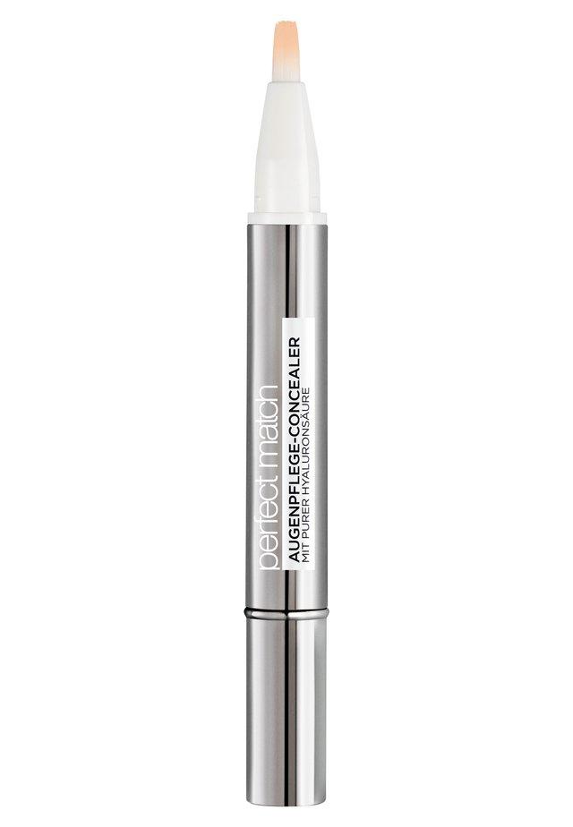 PERFECT MATCH EYE CARE-CONCEALER - Concealer - 1-2d ivory beige