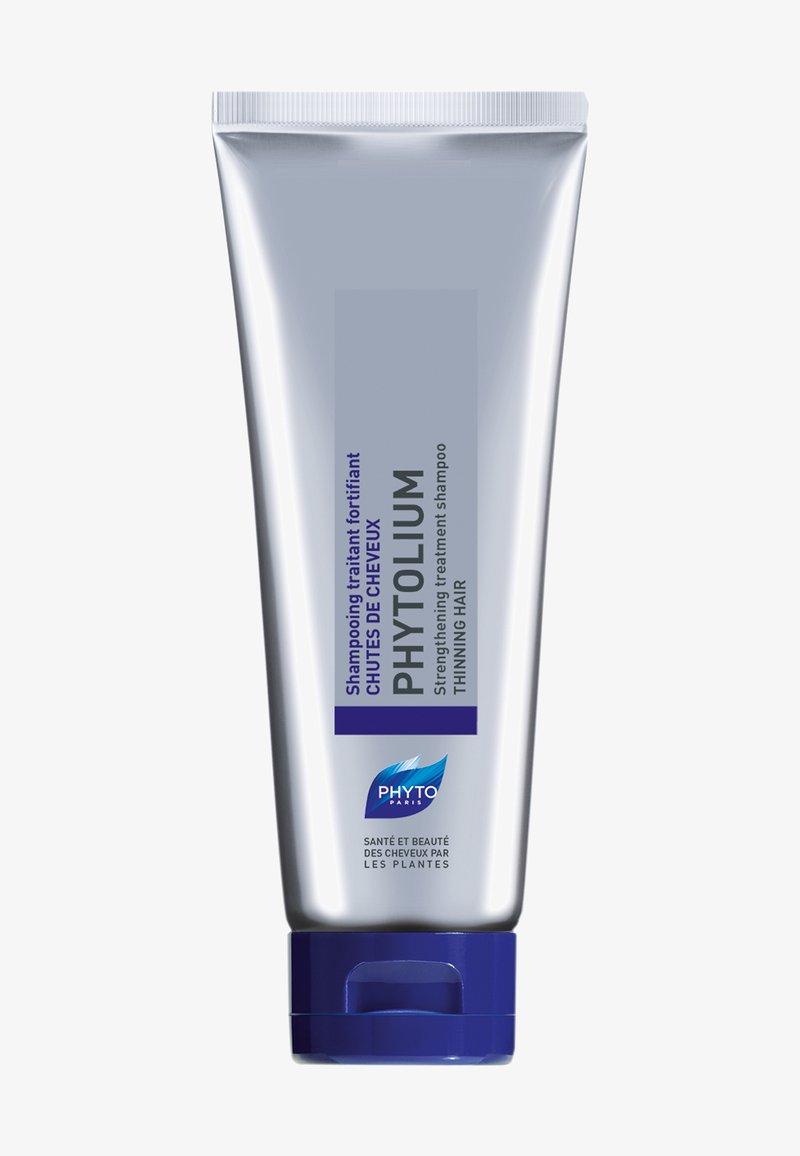 PHYTO - PHYTO HAARPFLEGE PHYTOLIUM STÄRKENDES KUR-SHAMPOO - Shampoo - -