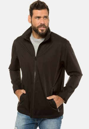 Outdoor jacket - schwarz