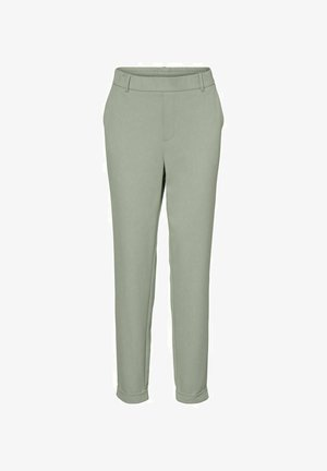 VMMAYA LOOSE SOLID PANT  - Trousers - desert sage