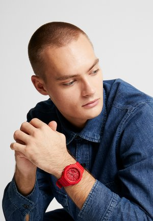 Watch - red
