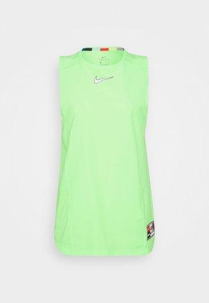 FC - Camiseta de deporte - lime glow/white