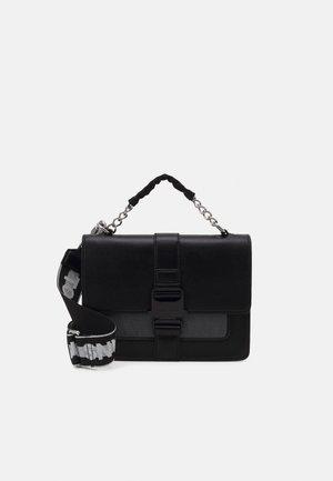 ITEM CROSSOVER - Handbag - black
