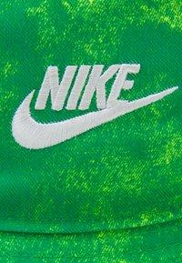Nike Sportswear - BUCKET FUTURA TIE DYE UNISEX  - Cappello - green/light green - 3