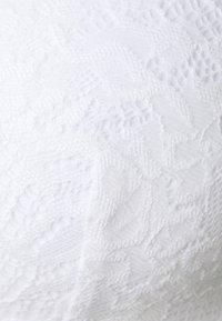 Calvin Klein Underwear - LIGHTLY LINED - Balconette-rintaliivit - white - 5