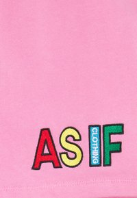 AS IF Clothing - COZY UNISEX - Tracksuit bottoms - pink - 2
