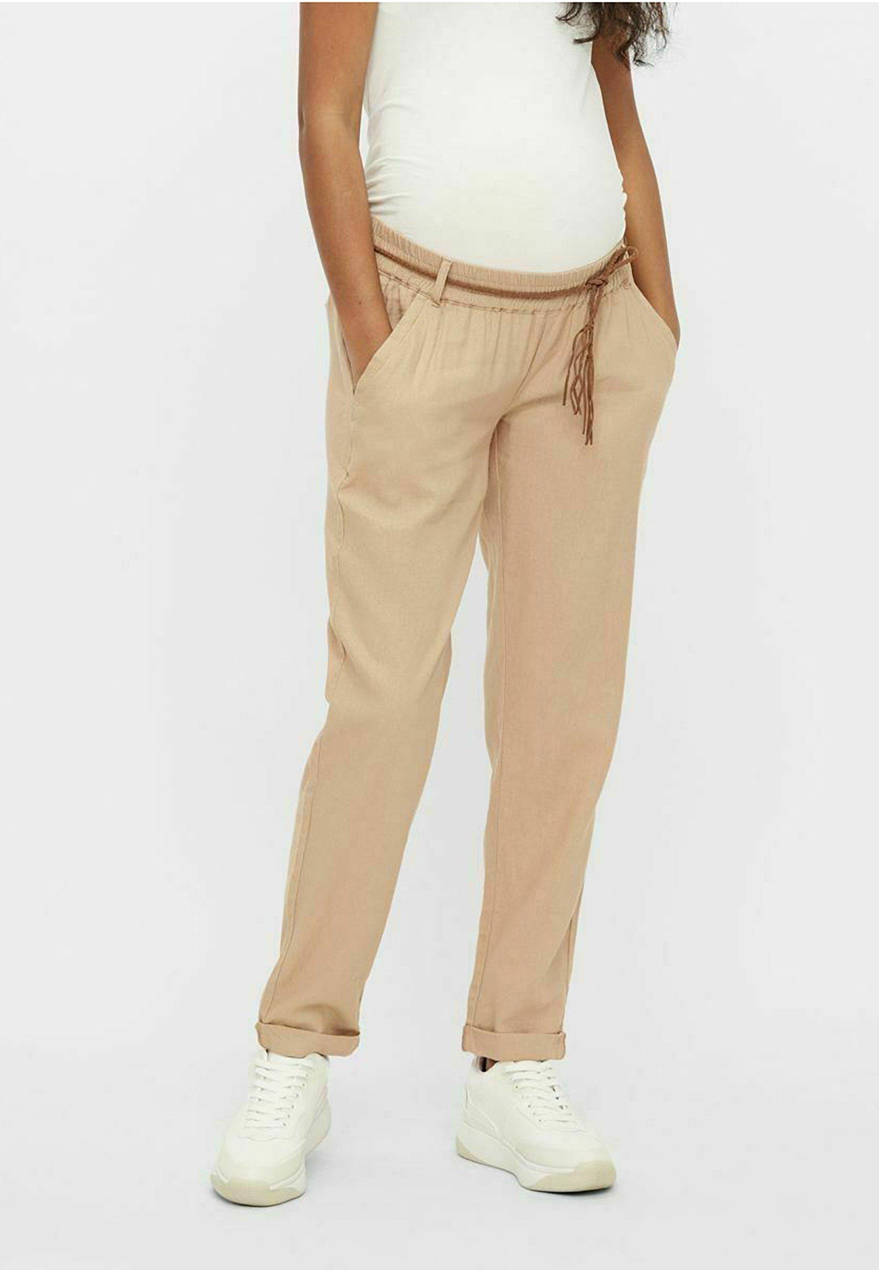 Donna MLBEACH BELT PANT - Pantaloni