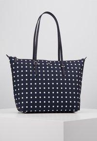Lauren Ralph Lauren - KEATON - Handbag - navy - 0