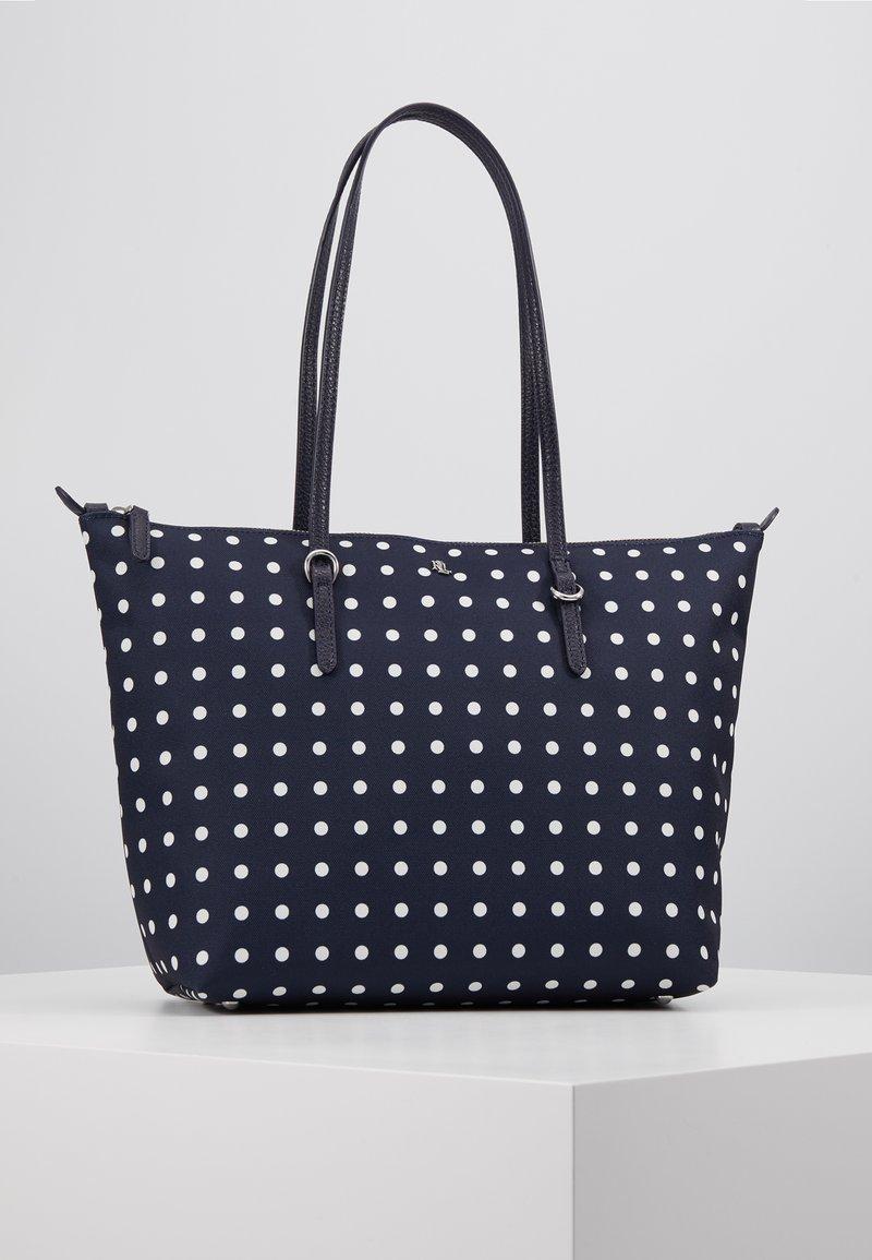 Lauren Ralph Lauren - KEATON - Handbag - navy