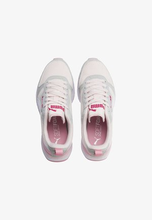 Sneakers laag - rosewater/gray /white