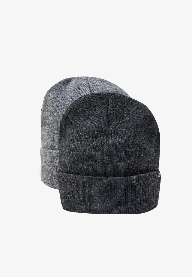 2 PACK - Čepice - grey