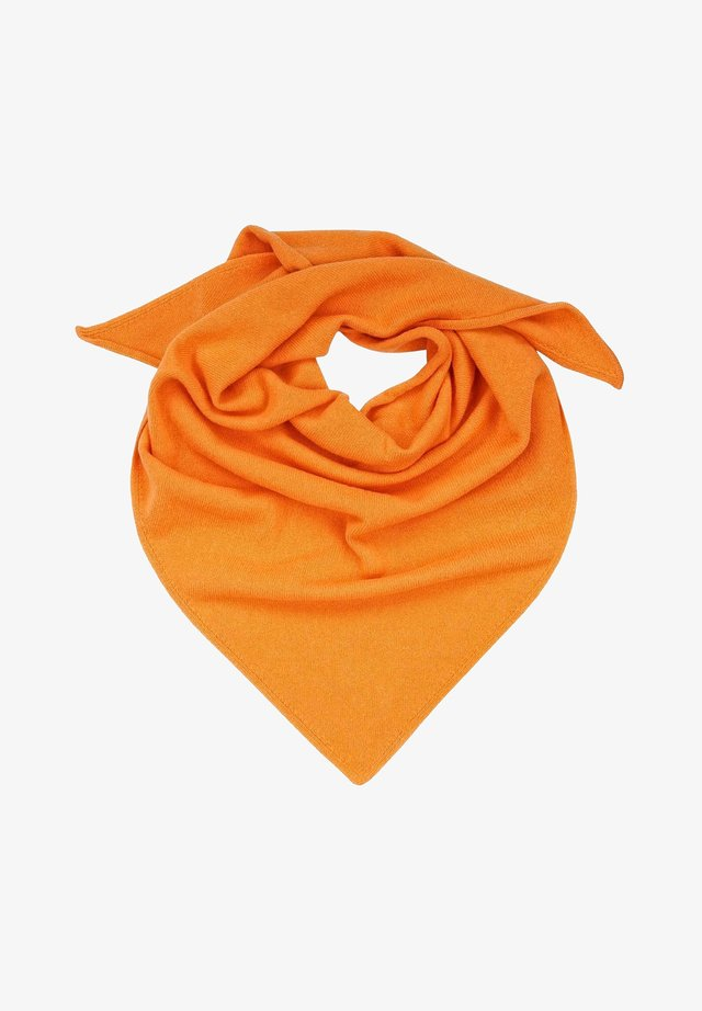 Écharpe - orange
