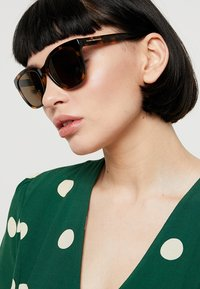 Tommy Hilfiger - Sunglasses - dark havana - 1