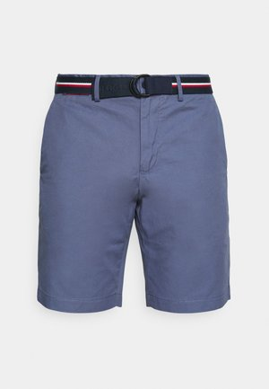 BROOKLYN LIGHT - Shorts - faded indigo