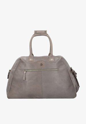 Weekend bag - stonegrey