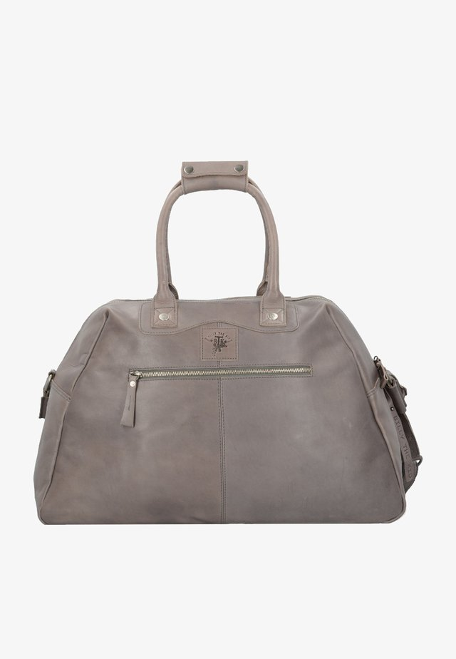 Weekend bag - stonegrey
