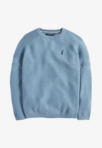 Next - Jumper - mottled blue - 0