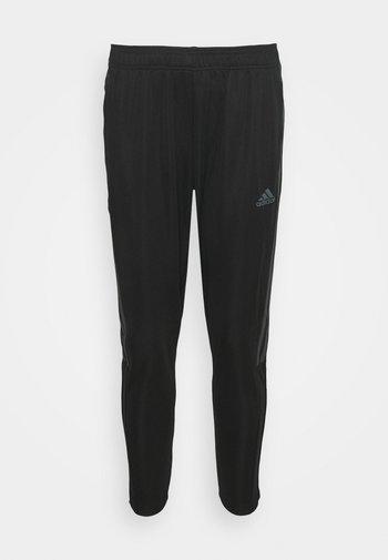 Pantalones deportivos - black/solid grey