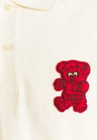 sandro - TEDDY - Polo shirt - ecru - 2