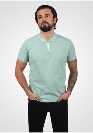 Polo - aqua green